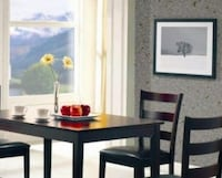 Modern 5 Pc Dining Set OXNARD