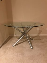 Glass Round Table Las Vegas, 89148