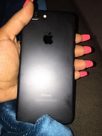 Black IPhone 7 Plus w/ Charger Durham, 27704