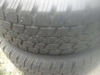 4 winters on rims with bolts. $200 obo Kelowna, V1W 3M2