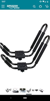 Brand New Two sets of kayak roof carriers Hanover, 17331