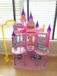 Disney princess castle Alexandria, 22310
