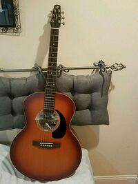 SEAGULL RUSTIC JUMBO WITH ACTIVE LR BAGGS IBEAM PICKUP