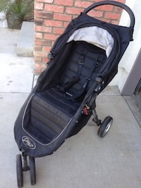Baby Jogger City Mini single stroller Rancho Cucamonga, 91739