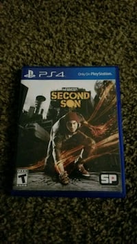 Sony PS4 Second Son