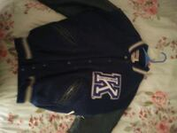 Vintage Kentucky Wildcats letterman jacket Lexington
