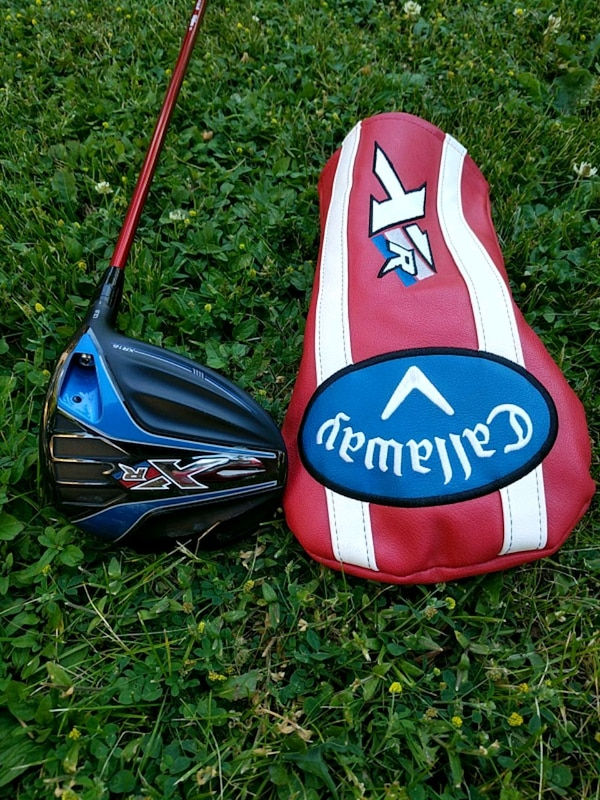 Used Callaway Xr16 Driver Right For Sale In Toronto Letgo
