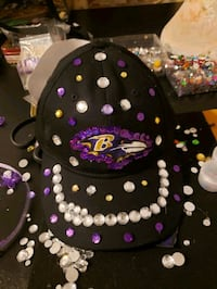 Ravens hats  Baltimore, 21218
