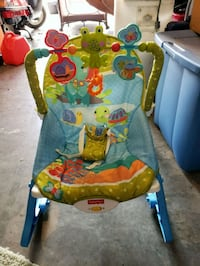 Bouncer, rocking chair for baby  Haines City, 33844