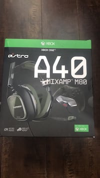 Astro A40 + mixamp M80 Coquitlam, V3K 6Y8