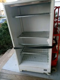 Upright freezer needs tlc