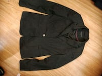 black button-up jacket Calgary, T2B 2C7