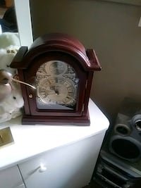 Cherry wood clock  North Saanich, V8L 5S6