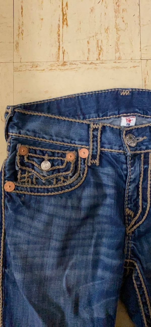 True relgion jeans  1