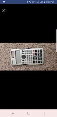Casio calculator Centreville