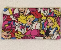 Alice in wonderland makeup bag 36 km