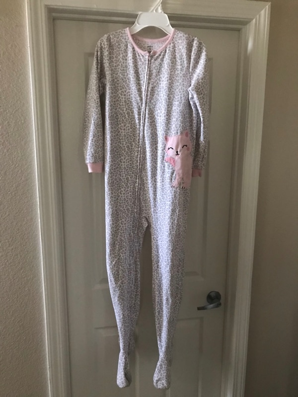 c0e1d183e Used Carters pajamas girls size 10 for sale in Moreno Valley - letgo