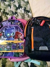 NEW BACKPACKS & SCHOOL SUPPLIES,$20 Broken Arrow, 74012