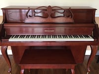 Kohler & Campbell Vertical Piano (rarely used, in great condition) Huntington, 11746