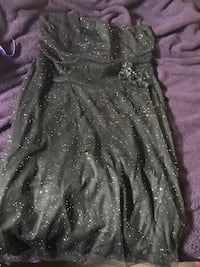 Size 20 prom dress strapless Pittsburg, 94565