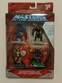 He-Man Masters of the Universe Lot