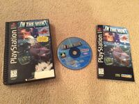 Rare PlayStation 1 in the hunt video game-vintage