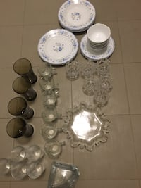 plates cups glasses and more ! Edmonton