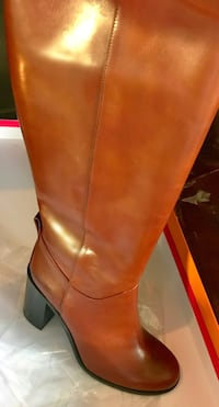 Stunning & Stylish, Brand New Authentic Kate Spade Baina Leather Boots! $425+tax Retail Price Dallas