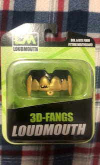 Mouth guard  Baltimore, 21209