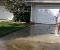 Pressure washing  Surrey