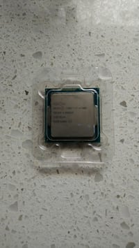 INTEL I7 4790K LIKE NEW