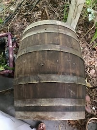 Vintage whiskey barrel Sebring, 33870