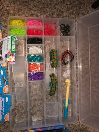 Rubber Bracelet Kit