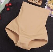 Brand New - Breathable Push Up Enhancer Shaper with High Waist