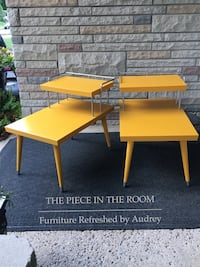 Side/End Tables (pair) Toronto, M1H 2P4