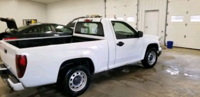 2012 Chevrolet Colorado Work Truck Regular Cab