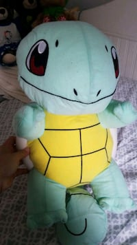 Squirtle Plush Warrenton
