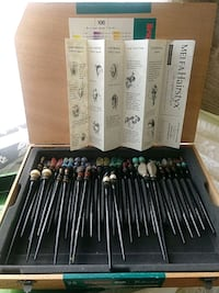 Large collection of Meifa Hairstyx hair sticks Chicago, 60605