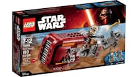 Star Wars Rey's Speeder 75099 Lego