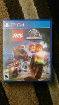 Lego PS4 game case