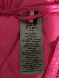 size-xL pink Gerry top Sudbury, ON, Canada