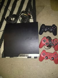 2 ps3 and 7 games 3 controllers Roseville, 48066