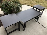 Coffee table and end tables  Norfolk, 23518
