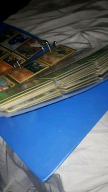 24 pages of pokemon cards