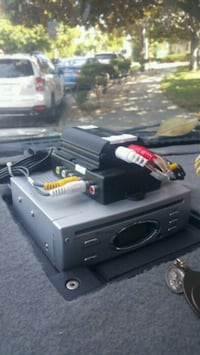 Car DVD Player and Monitor -$120 Milpitas, 95035