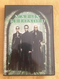 DVD Matrix Reloaded Madrid, 28020