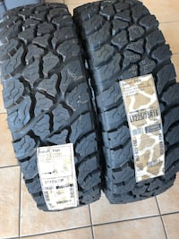 2 NEW LT 225 75 R 16 Kelly Rugged All Terrain Tire's for sale