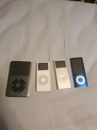 Assorted Apple  IPods