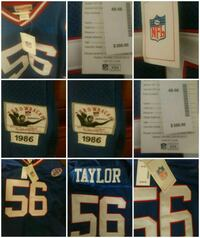 Lawrence. Taylor authentic 1986 throwback Parma, 44134