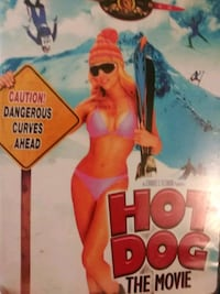 Hot Dog the movie dvd